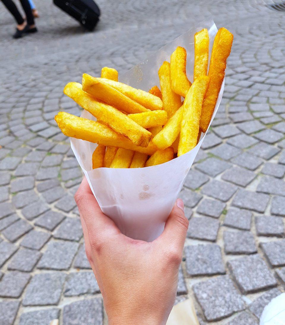 Frituur à Strasbourg : véritables frites belges qui cassent la baraque