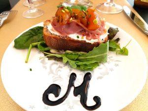Pavillon M : restaurant, salon thé, brunch