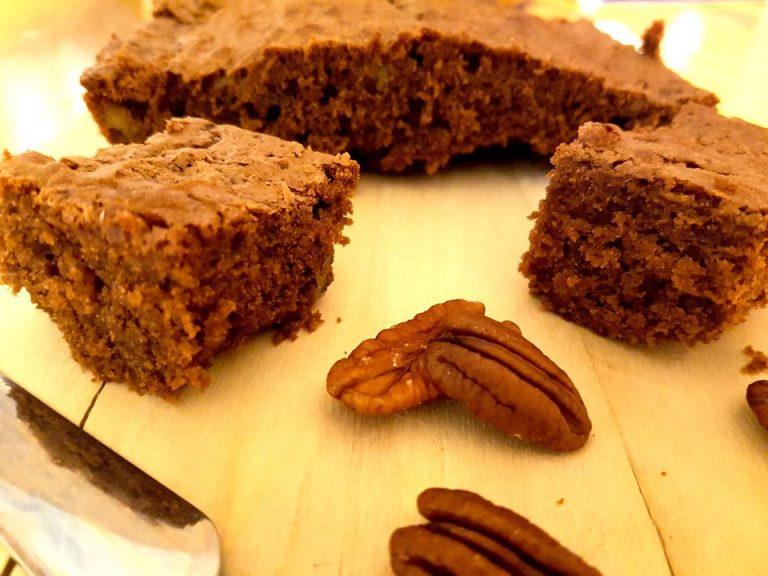 Brownies aux noix de pécan – recette chocolat