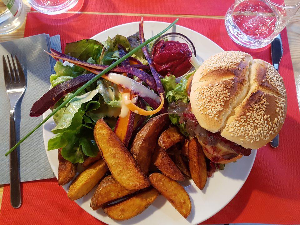 Restaurant l'usine Strasbourg : restaurant krutenau