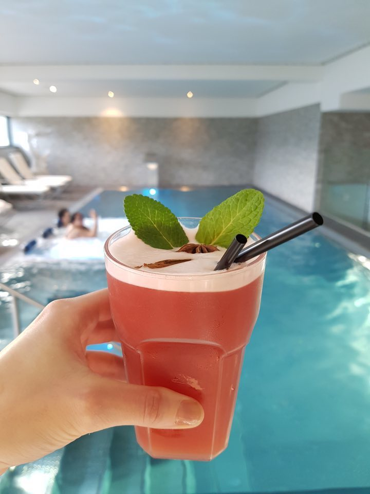 cocktail spa hotel athena strasbourg