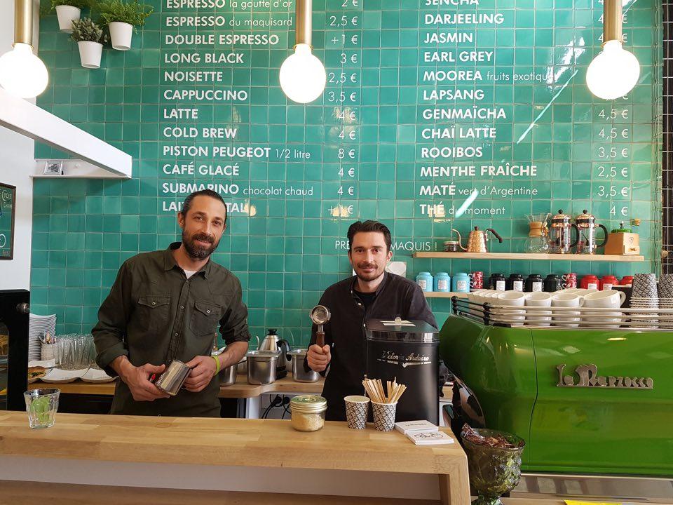 coffe shop maquis Strasbourg