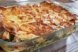 lasagnes au saumon et épinards miss elka