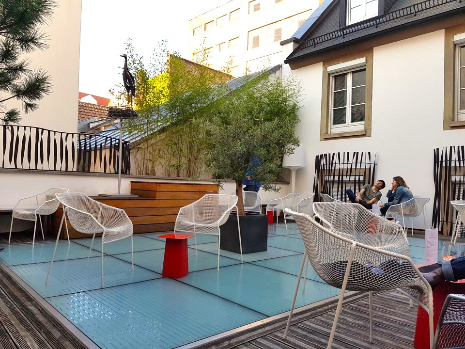 Ma sélection de belle terrasse à Strasbourg
