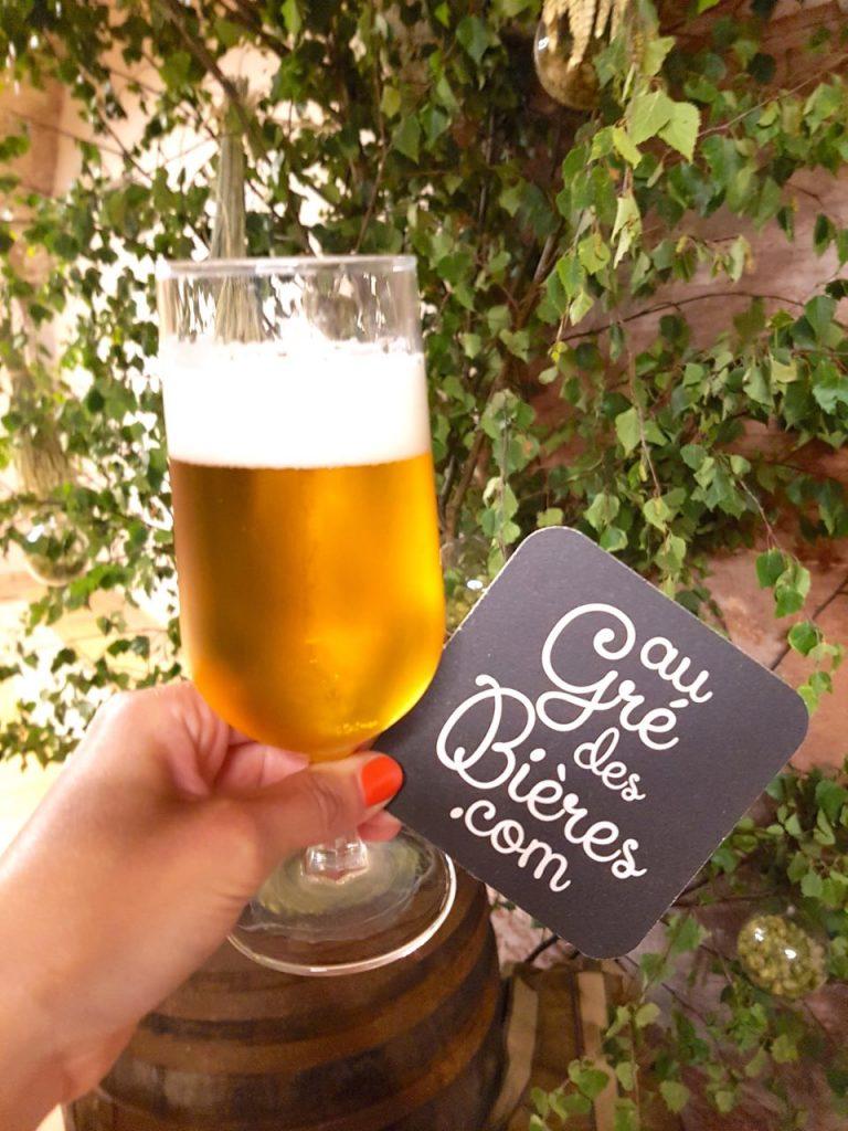Au gré des bières : route des bières en Alsace