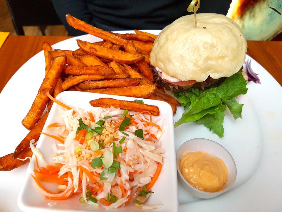 Boa burger restaurant mandala strasbourg