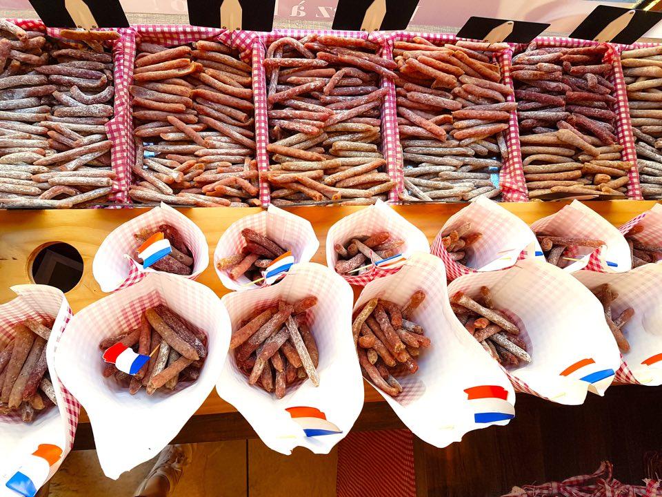 Minis saucissons à croquer 3 Ptis cochons Strasbourg
