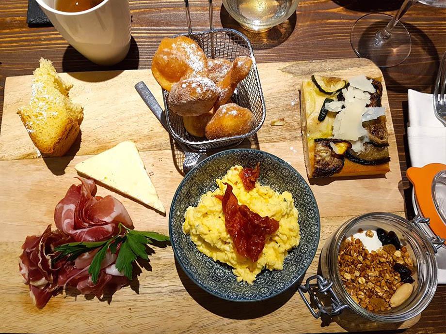 Brunch restaurant Capricciosa Strasbourg