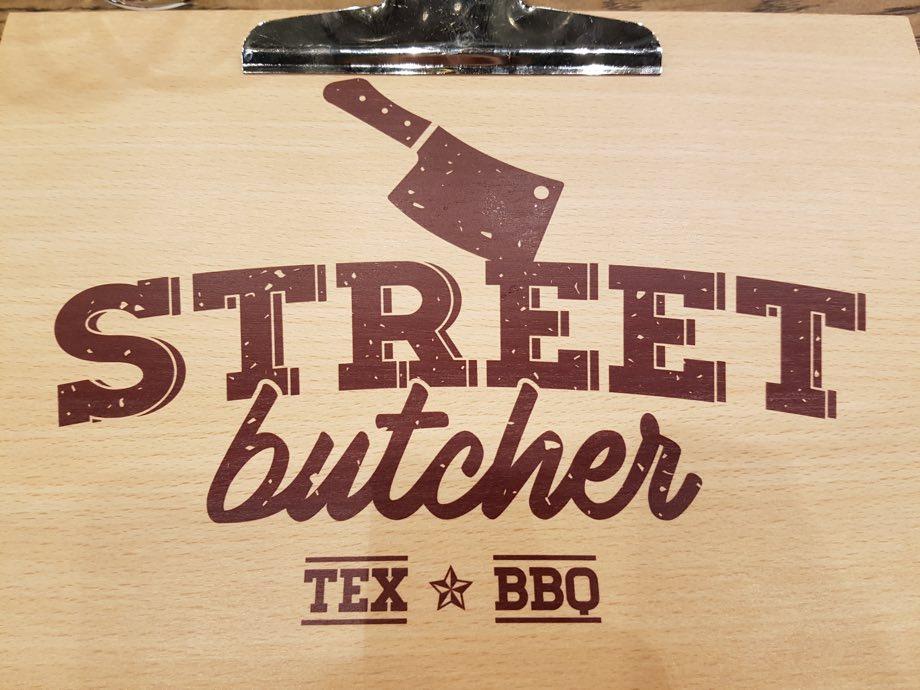 logo street butcher