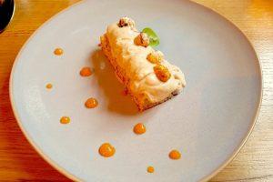 banquet des sophistes carrot cake Miss elka blog strasbourg