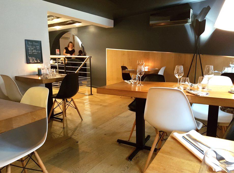 banquet des sophistes salle Miss ELka blog strasbourg