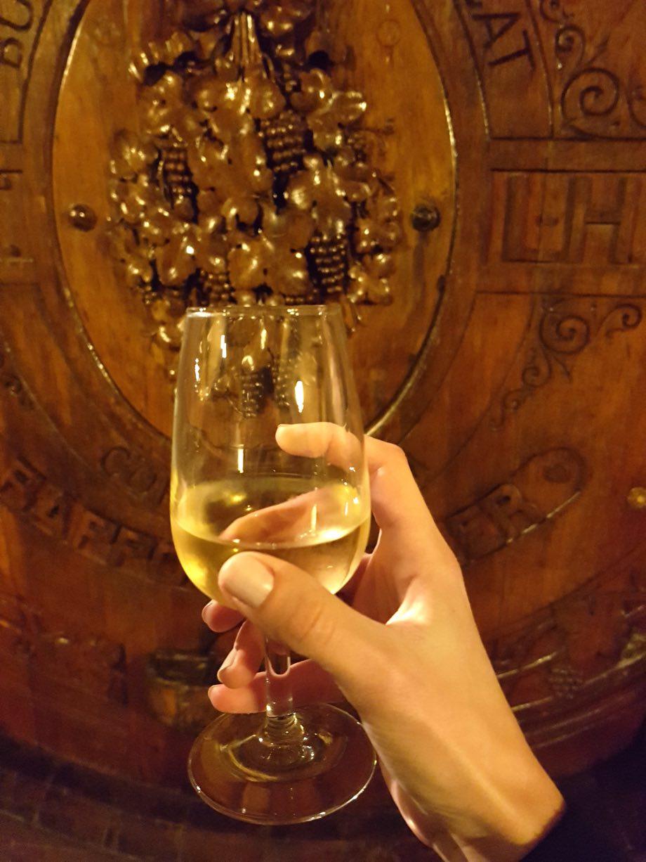 Cave des Hospices de Strasbourg Miss Elka Blog Strasbourg verre vin