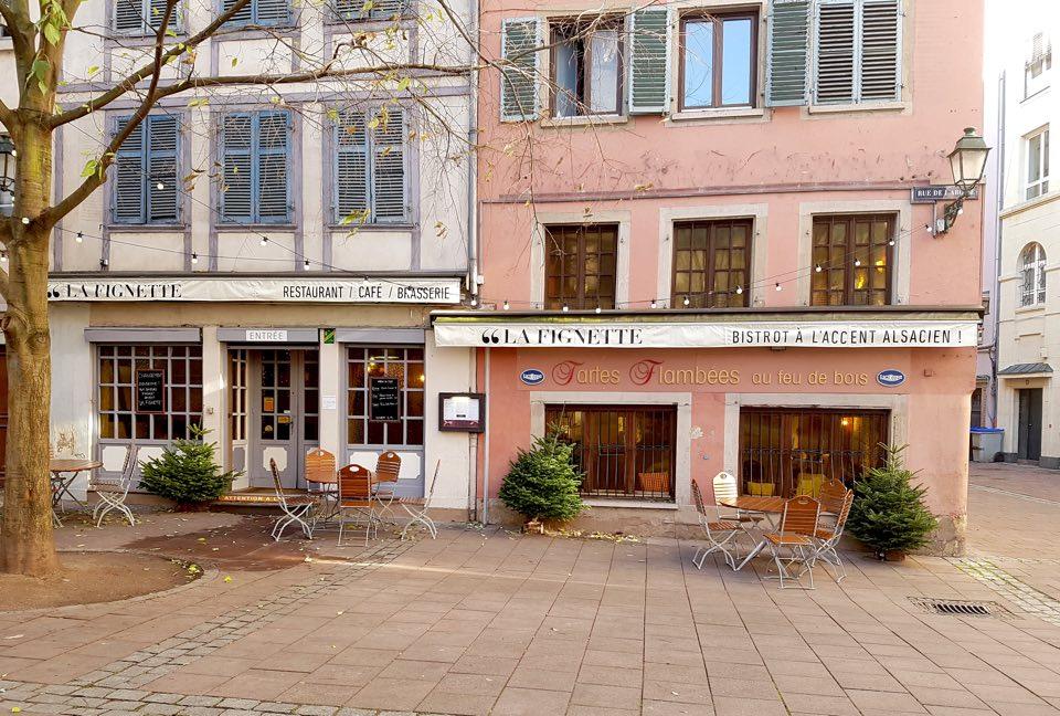 fignette Strasbourg extérieur miss elka