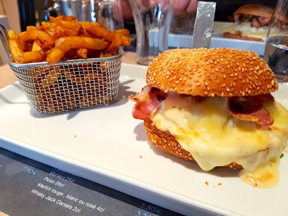 Fun Burger benfeld burger et frites miss elka blog strasbourg