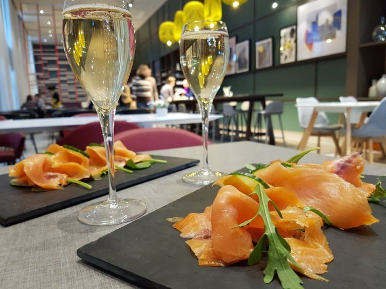 Hôtel Okko Strasbourg : brunch et aperitivo