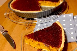 recette tarte potiron miss elka blog strasbourg