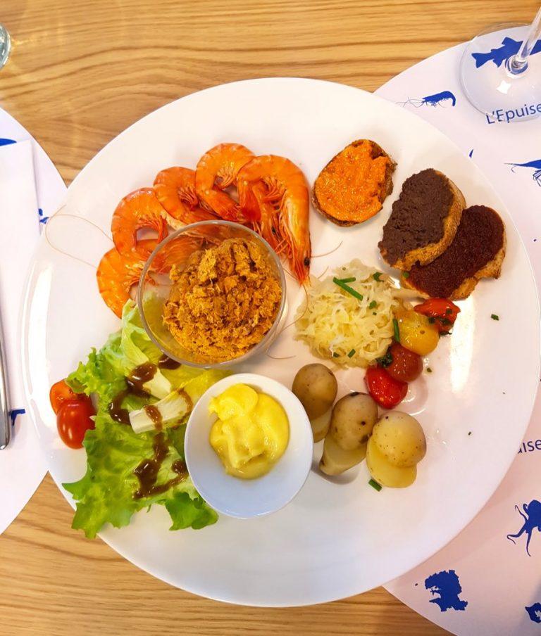 Epuisette Strasbourg : bar marin – conserverie