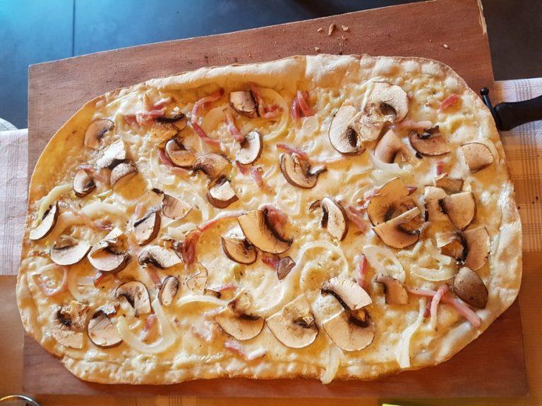 Made in Franz Plobsheim : tartes flambées