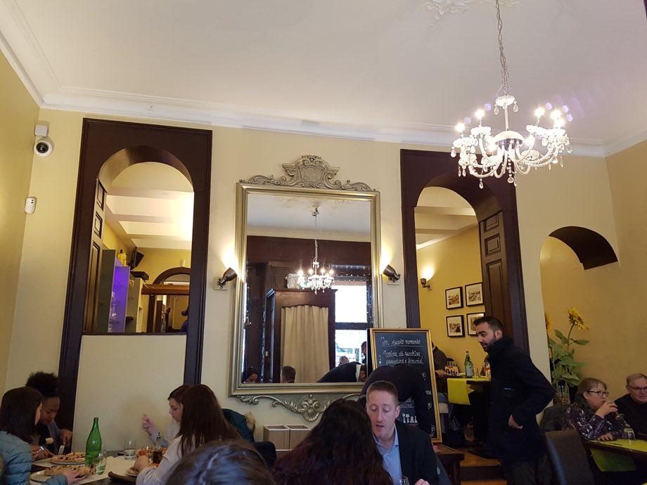 salle Monteleone à Strasbourg