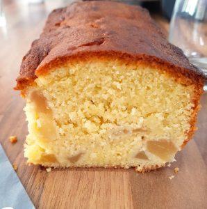 Recette cake à la poire : gâteau moelleux