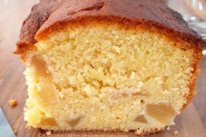 cake à la poire miss elka