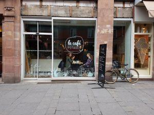 Café du potager Strasbourg