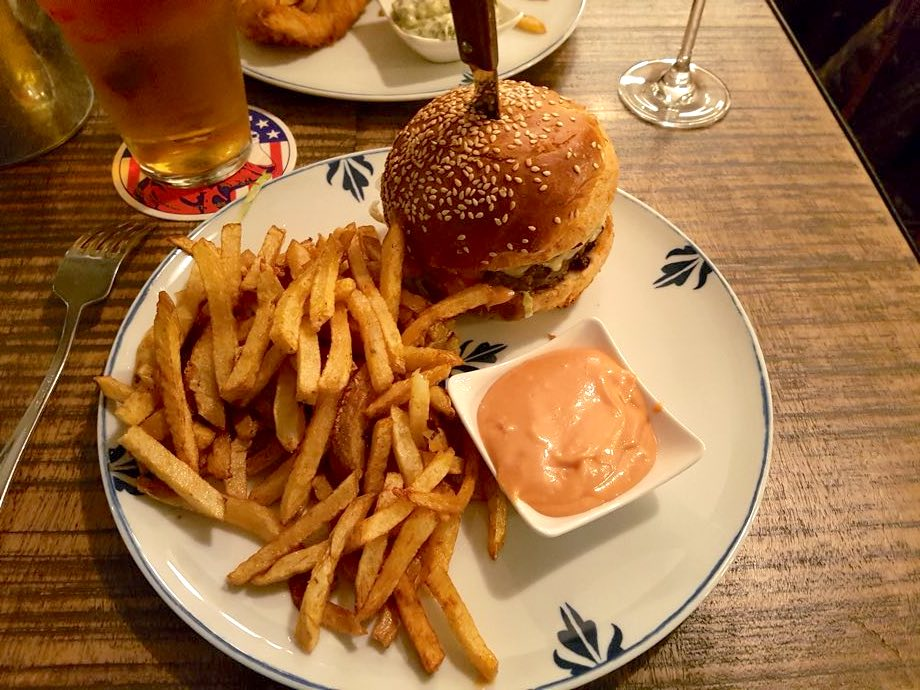 Cul terreux : bar restaurant campagnard