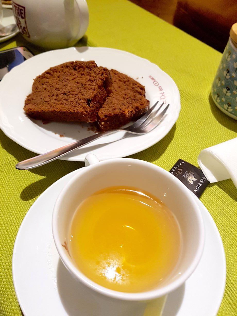thé des muses strasbourg gateau chocolat
