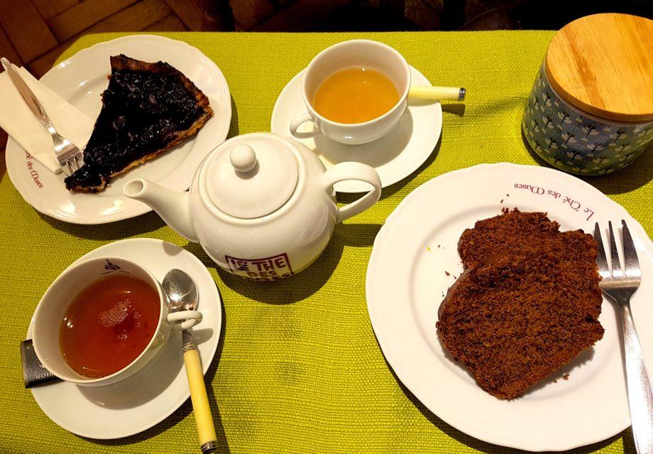 Thé des muses : salon thé à Strasbourg