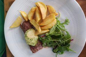 steak bavette beure maitre hotel miss elka