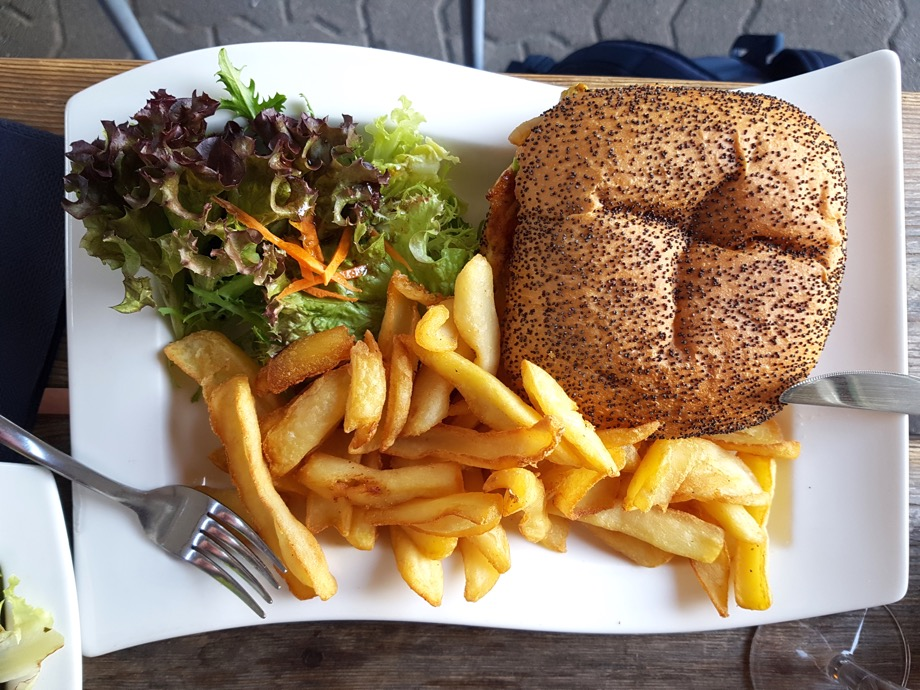 Burger chez mon ex strasbourg