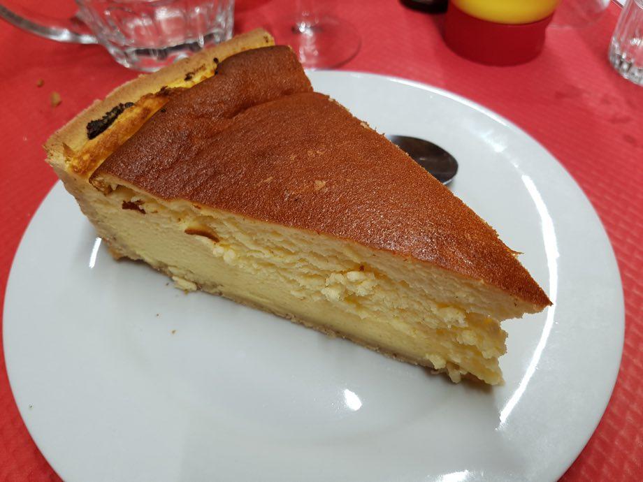 tarte fromage blanc miss elka ferme maurer