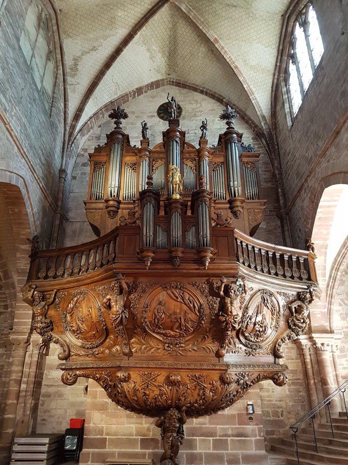 orgue luxeuil les bains