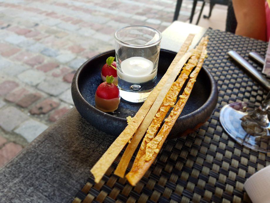 restaurant le colbert strasbourg tarte flambée desructurée