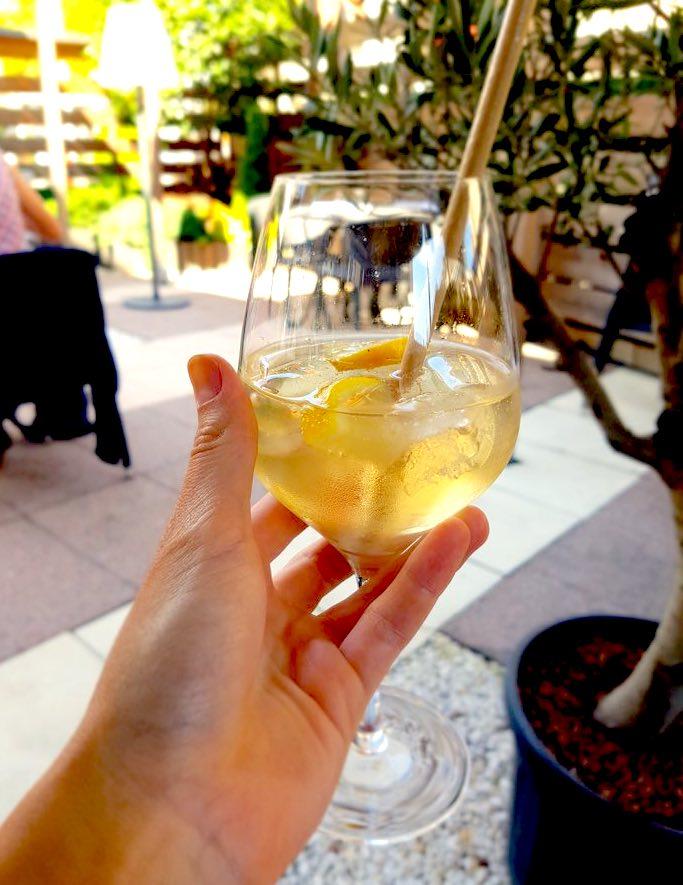 apéritif cocktail porto restaurant le colbert strasbourg