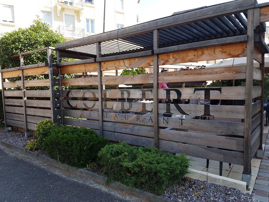 facade restaurant le colbert strasbourg