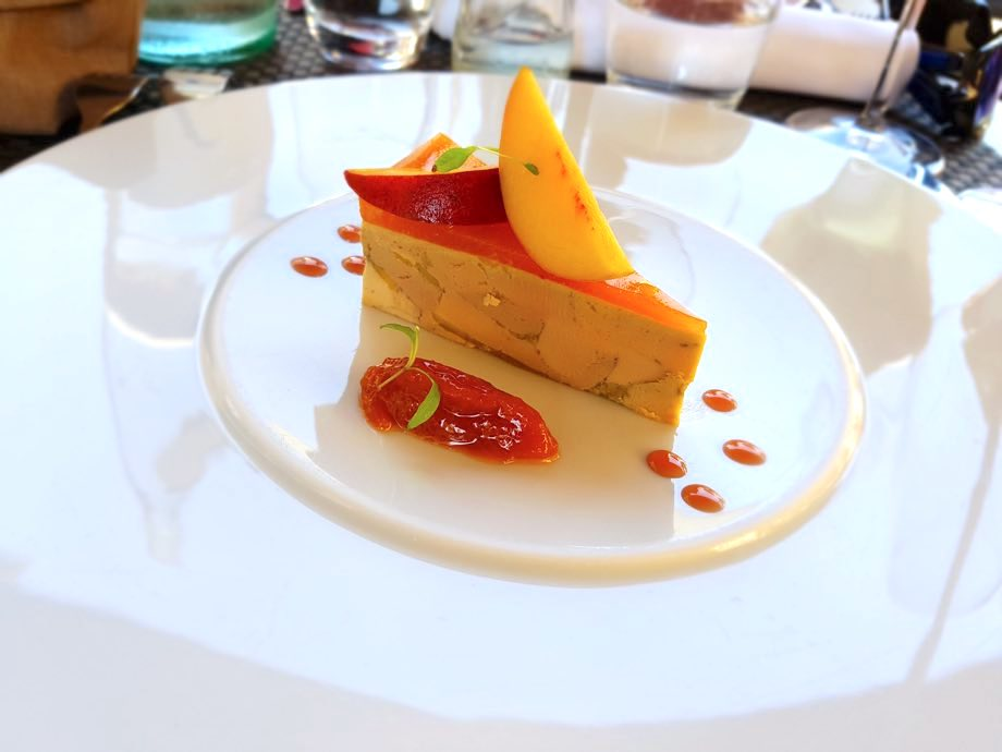 foie gras restaurant le colbert strasbourg