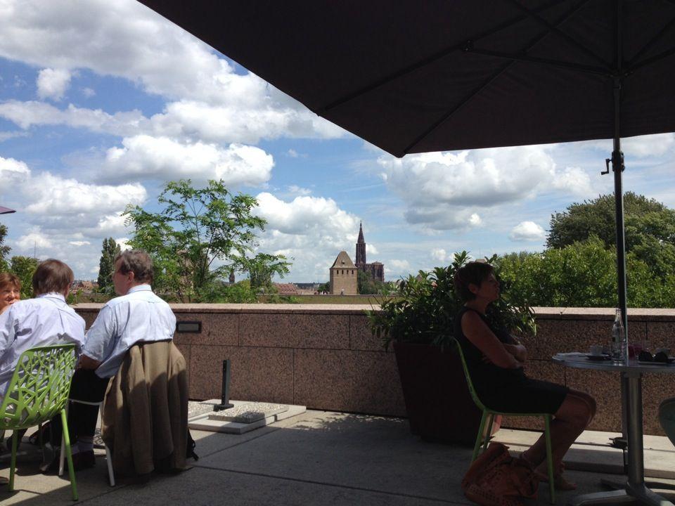 terrasse strasbourg art cafe