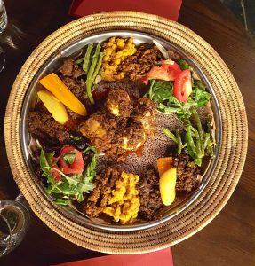 Abyssinia à Strasbourg : restaurant éthiopien