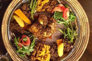abyssinia-restaurant-ethiopien-strasbourg-miss-elka-plat végétarien