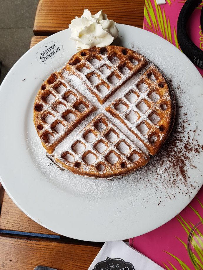 gaufre ronde bistrot et chocolat strasbourg miss elka