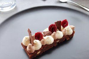 recette forêt noire revisitée brownies sans gluten