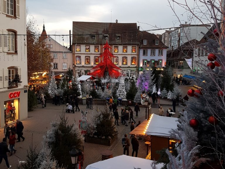 Marché de Noël à Haguenau