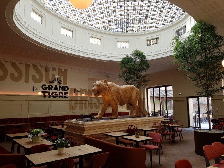 Le tigre : brasserie restaurant à Strasbourg