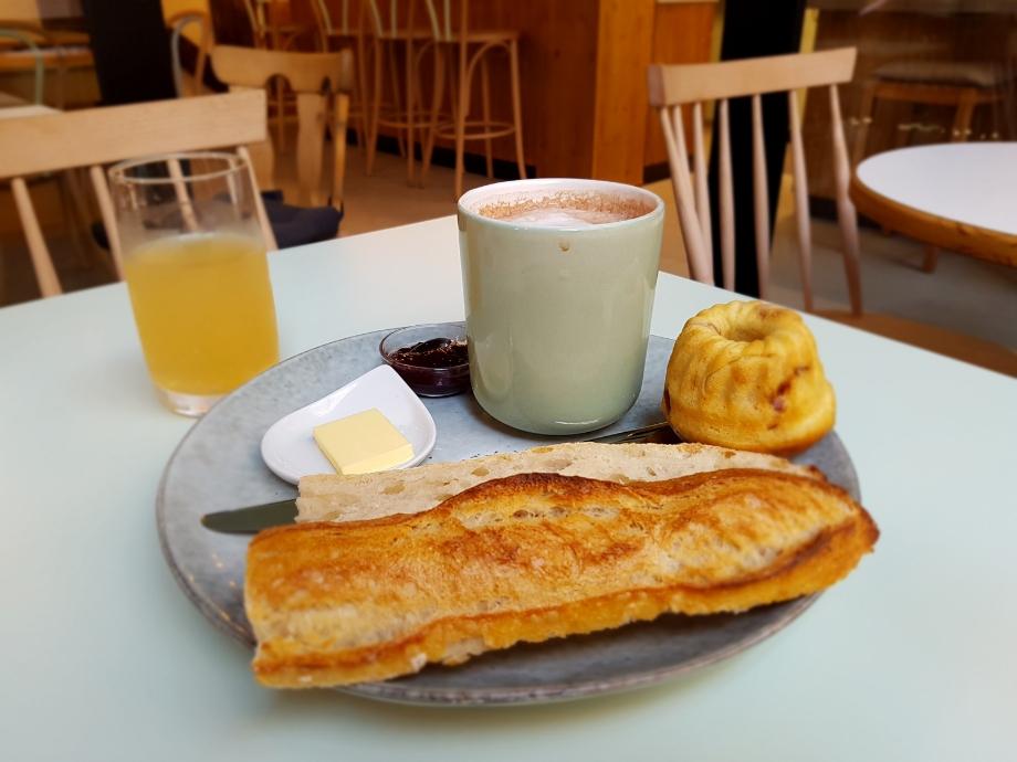 boulangerie à Strasbourg backerstub Miss Elka