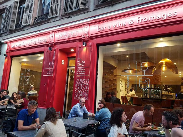 Cantalou : bar à vins Strasbourg