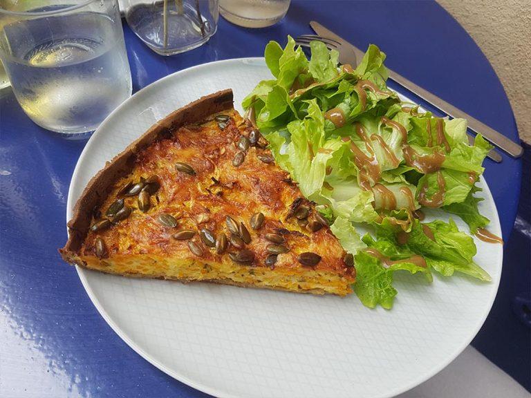 Le Semis à Strasbourg : fleuriste et restaurant à la Krutenau
