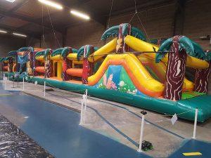 Square indoor : jeux d'enfants pour grands enfants