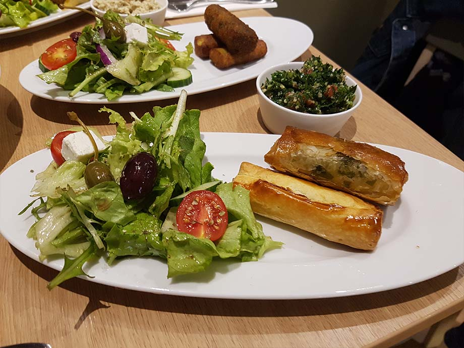 Mavrommatis : restaurant – traiteur grec à Strasbourg