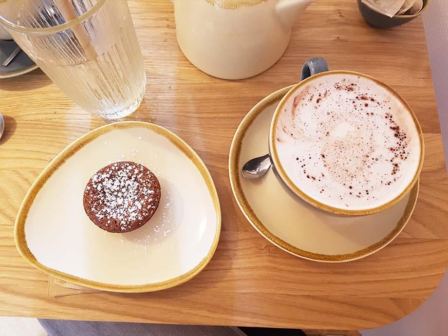 Nomad : salon thé cosy à Strasbourg Neudorf